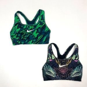Nike Pro no pads Bundle of 2 sports bras